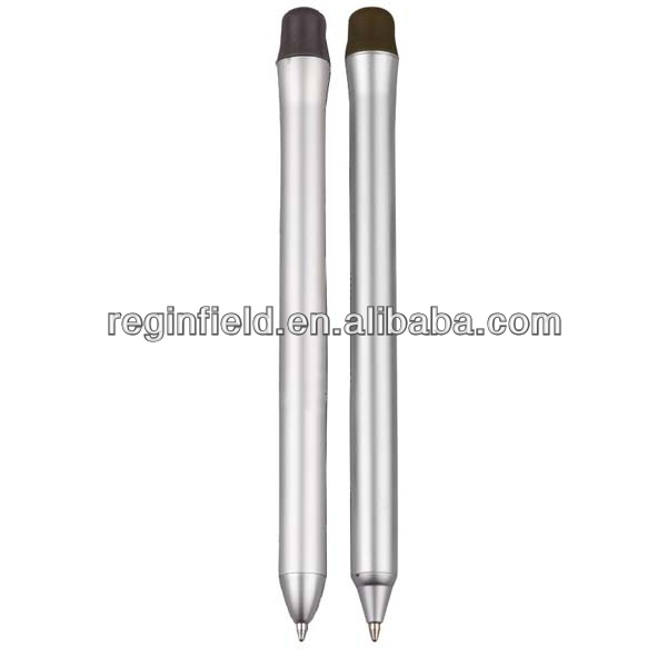 metal click ball pen