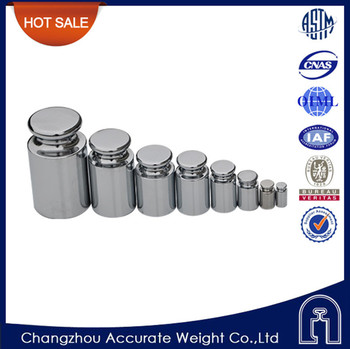 Scale Calibration Weights >> Standard Scale Calibration Weights F1 F2 M1 Class Test Weights 5kg