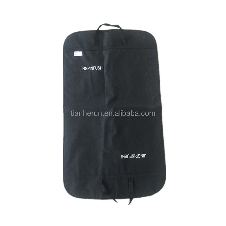 Suit Cover Foldable Suit Wedding Dress Garment Bag Packaging Cloth bag