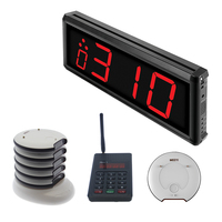 Wireless Paging System Services Coaster Pager For Restaurant