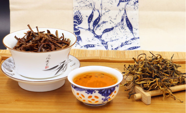 Hot Sell Yunnan Dianhong Black Tea Chinese Black Tea