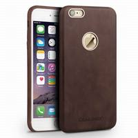 Premium Genuine Leather Back Cover For iPhone 6 6S and Plus UltraSlim Retro Case For iPhone6s