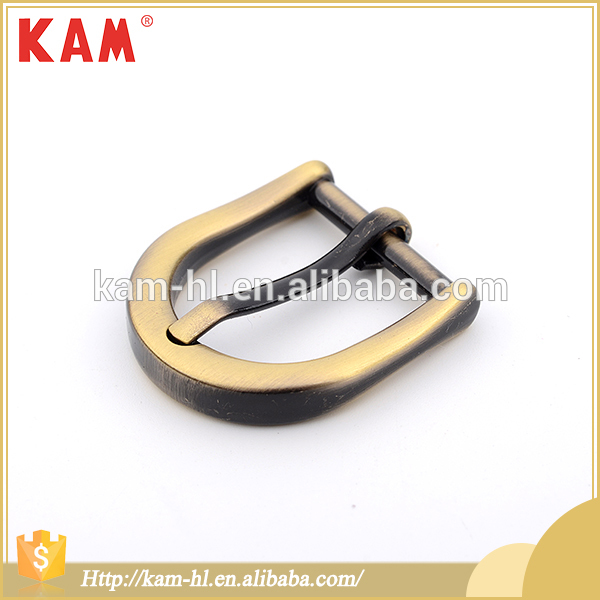 Wholesale new design custom adjustable metal strap bag clip buckle