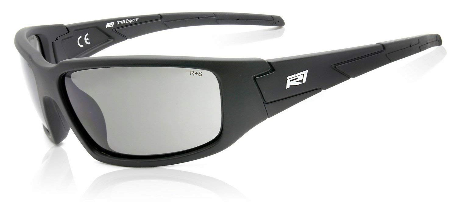 32b4330df511 Get Quotations · R7 Safety Wrap-Around ANSI Sunglasses Z87.1+ Premium Eye  Protection Explorer by