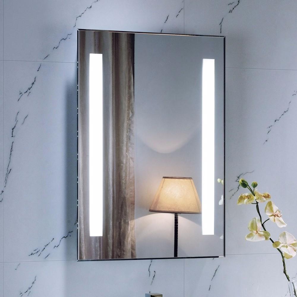 Factory Direct Supply Bathroom Vanity Design Illuminated Led Bathroom Mirror Buy Bathroom