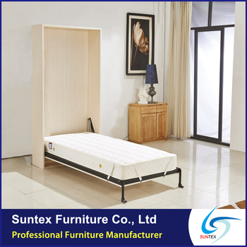 Hot Sale Space Saving Murphy Bed Hidden Wall Bed - Buy Wall Bed ...