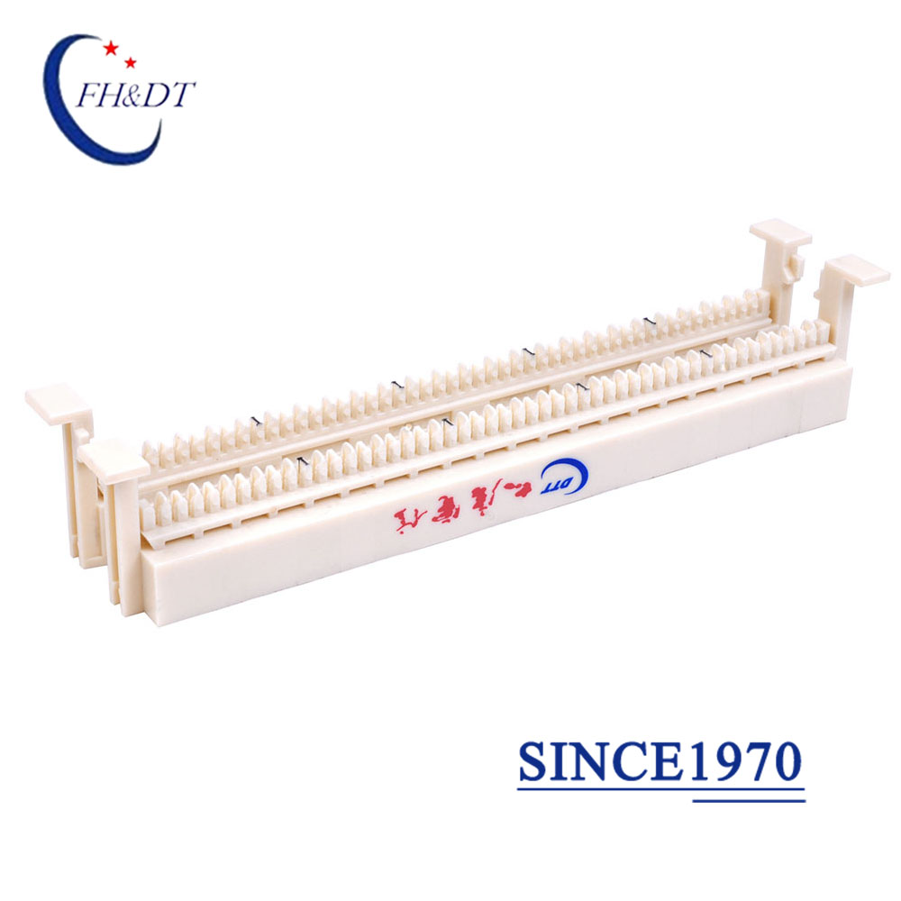 100 Pairs Wiring Block Patch Panel A Suppliers And Manufacturers At