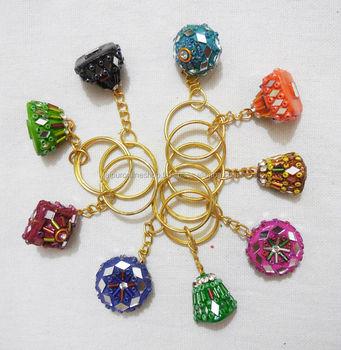 Buy Jaipur Handicraft Item Lac Key Chain Buy Cheap Custom