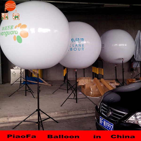 Advertising Inflatable Tripod Balloon,Led Balloon Stand
