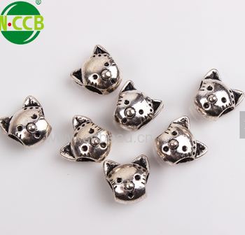 2119f4092cbc8e Animal Shaped African Cat Beads For Saree Blouse Accessories - Buy ...