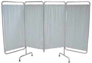 Get Quotations · Replacement White Panel For Folding Set Up Screens