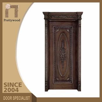Foshan manufacturer old carved china solid wood doors for for Solid wood doors for sale