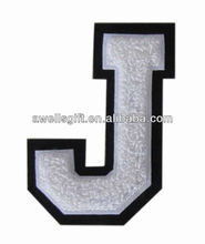 baseball/football/basketball college chenille patch