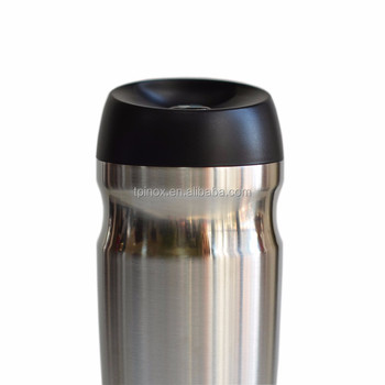Classic Insulated Mug Double wall Stainless Steel Vacuum Coffee Cup Thermos Bottle
