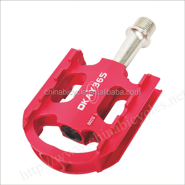 Good quality alloy bicycle pedal for racing competition