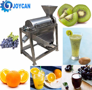 Chinese gooseberry/orange/ peach /lemon juice extracting machine Fruit Pulping Machine
