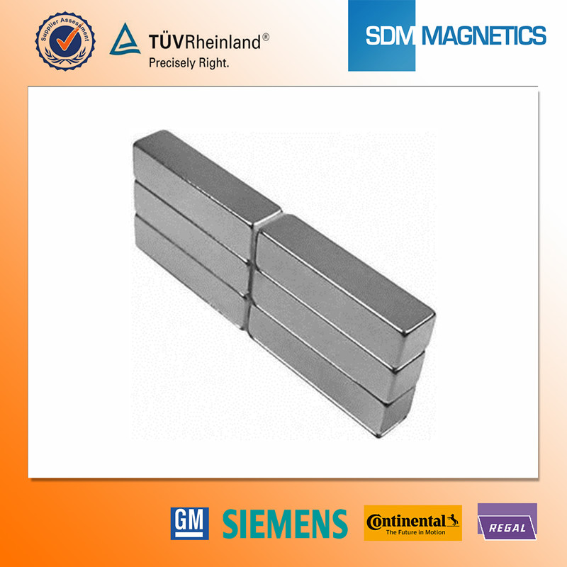 Neodymium N52 Strong Power Bar Magnet for Sale