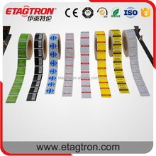 Best price list anti theft EAS barcode label eco-friendly