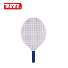 Teloon hot verkoop strand rackets plastic tennis rackets