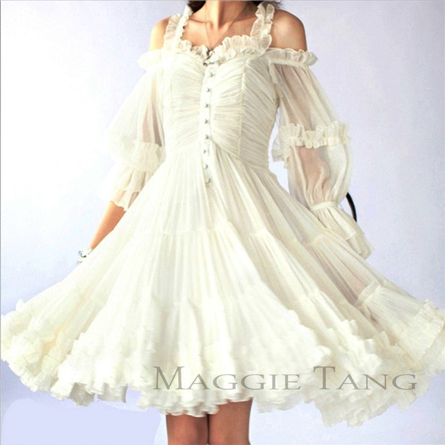 Vintage Wedding Dresses 50s 60s: Maggie Tang New Fashion 50s 60s Vintage Dancing Swing Jive