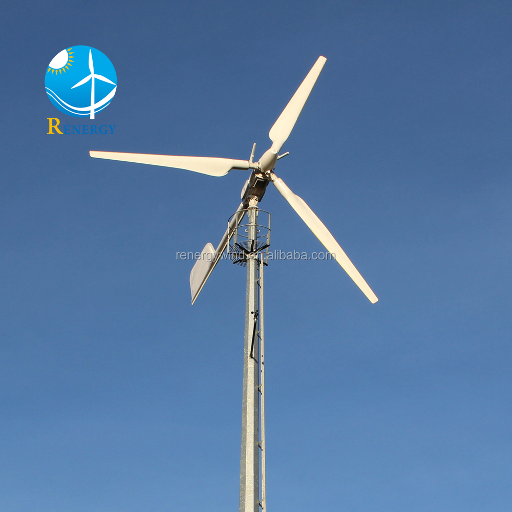 Mini 10kw 20kw windmill generator for wind farm use