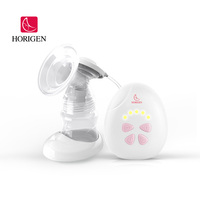 Baby Care massage vibrating breast pump, baby product electric breast milk pump
