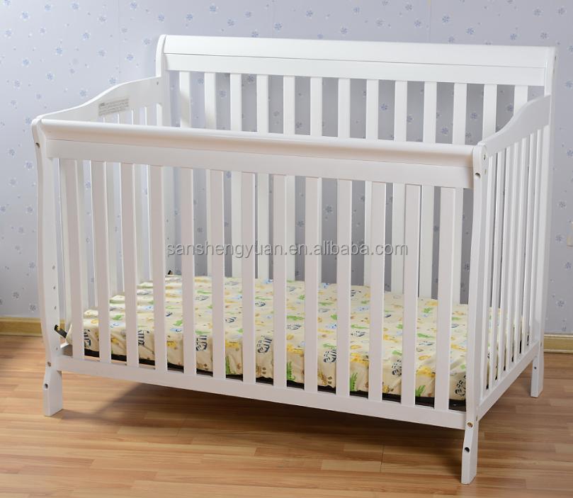 Venta al por mayor cunas blancas para bebes-Compre online los ...