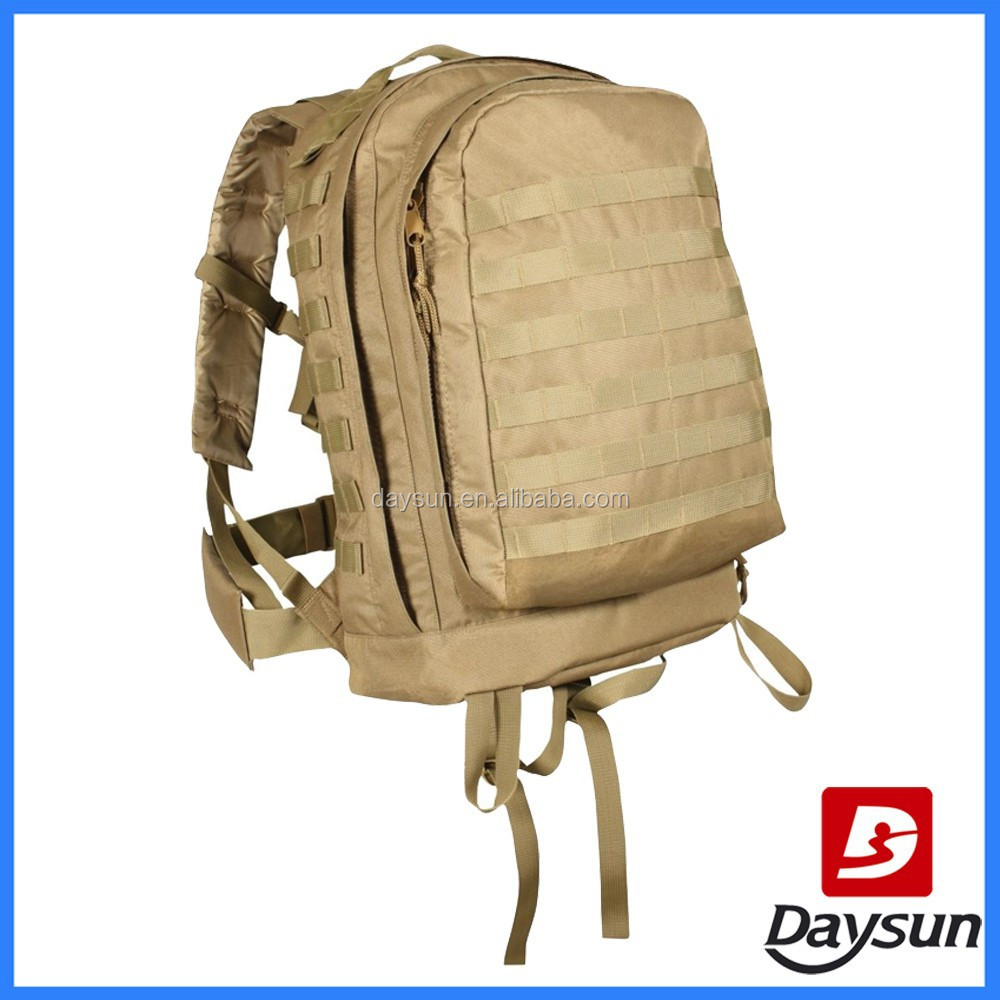 Coyote Tan Day Assault Large Backpack