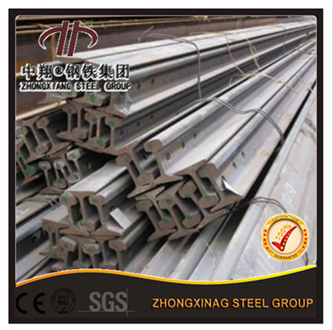 Hot sale, 30kg/m steel rail for railroad selling