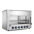 Commercial Kitchen Table Top Infrared Ray  Gas Salamander Oven for Meat and Sandwich