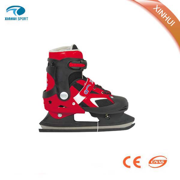 Beautiful Sport Shoes High Quality Hard Boot Adjustable Ice Skate