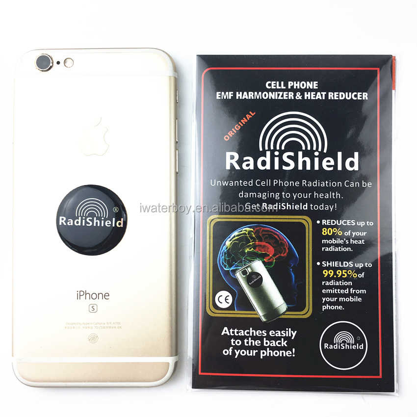 Anti Radiation Sticker For Mobile Phone,Radishield Sticker  Emf  Sticker,Radiation Protection Safe - Buy Anti Radiation Sticker,Radiation  Protection