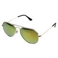 Shade Uv Protection Sunglasses Glasses Eyewear Blue Vintage
