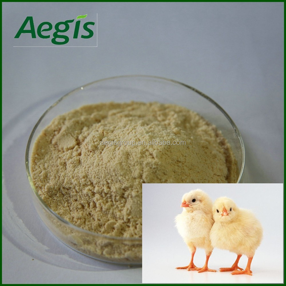 Aegis lysozyme for poultry feed premix have health intestinal environment