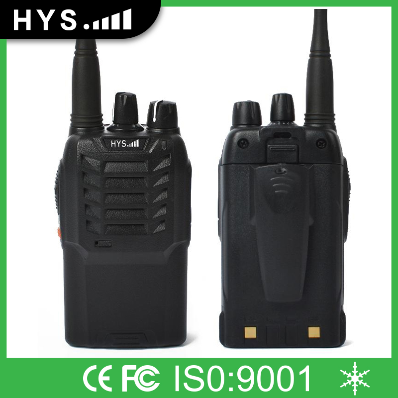 3-5KM High Quality Strong Signal Ham Radio From China