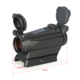 Tactical hunting 1*20 red dot sight scope with solar energy HK2-0126