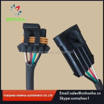 12162144 delphi gm ls ls6 ignition coil pack 4 pin female connector rh alibaba com gm steering column wiring connectors gm terminal connectors