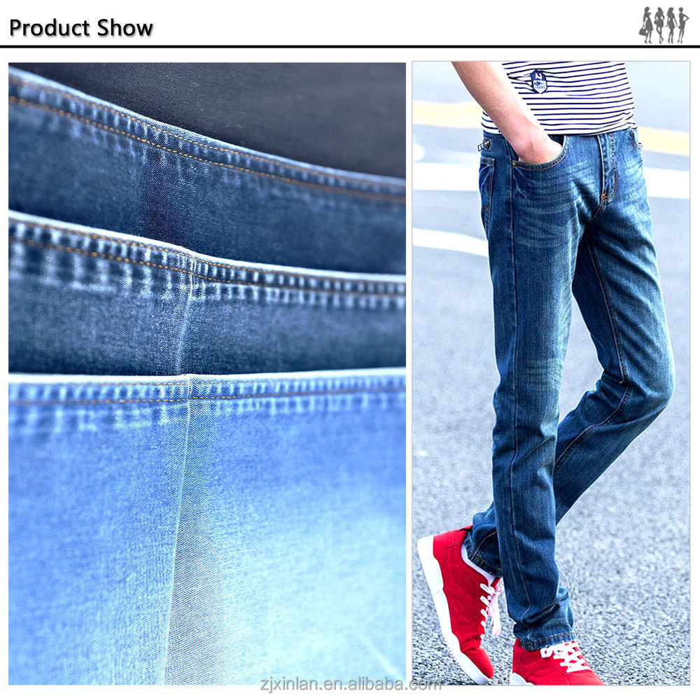 Perfect Stretch Anti-Static Fashion 9.2oz denim 95 cotton 5 elastane fabric