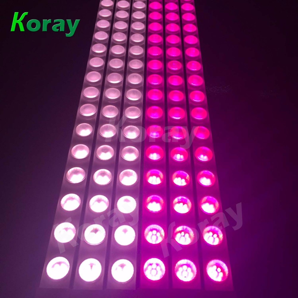 Advanced LED grow lights use less energy trend for indoor growers