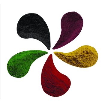 Free Samples Chemical Synthetic Pigments Fe2o3 95 Iron Oxide Red