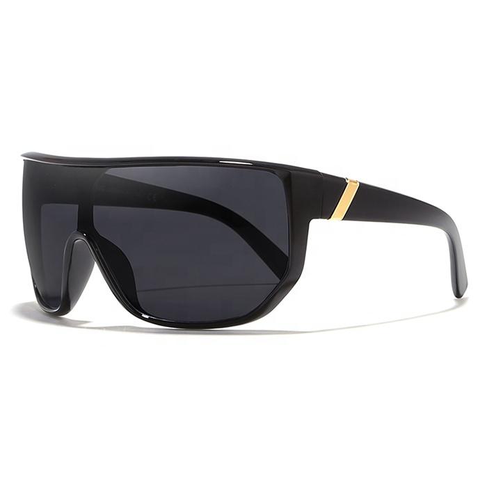Großhandel New Sonnenbrille Männer Frauen Brand Design Reiten Sport Sonnenbrille UV400 Radfahren Brillen Damen Racing Motorrad Mit Fällen Kaufen