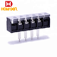 9.5mm Industrial Power Connector Barrier Strip Distribution Wire Terminal Blocks