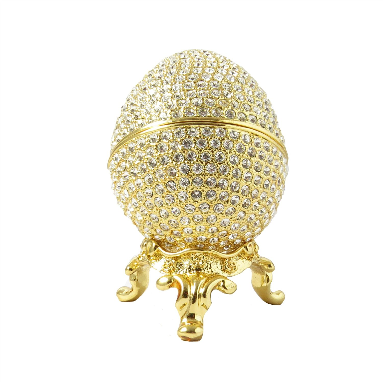 Faberge Style jewelry