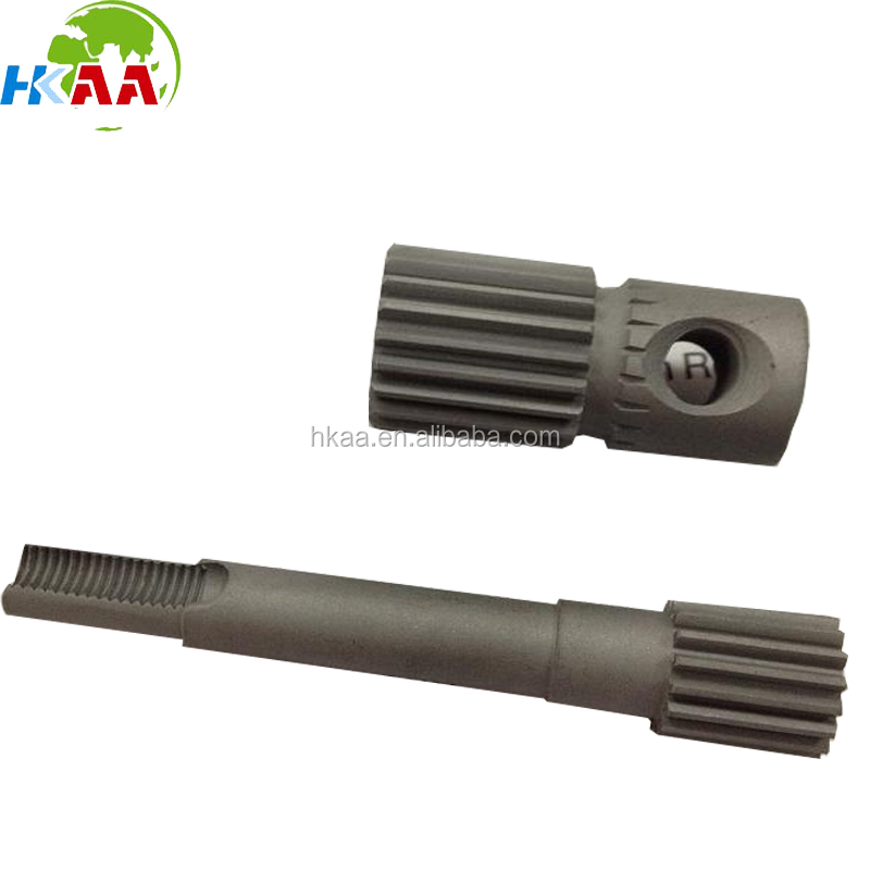 Stainless Steel Plated 303/304/316 Idler Gear Shaft,main gear shaft