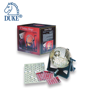 Deluxe & Professional Deluxe Bingo Ball Game Set