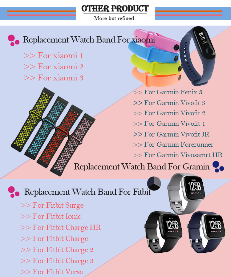 Fitbit Blaze Watch Band Sports, Soft Silicone Sport Replacement Band Strap with Stainless Steel Frame for Blaze Smart Watch Band