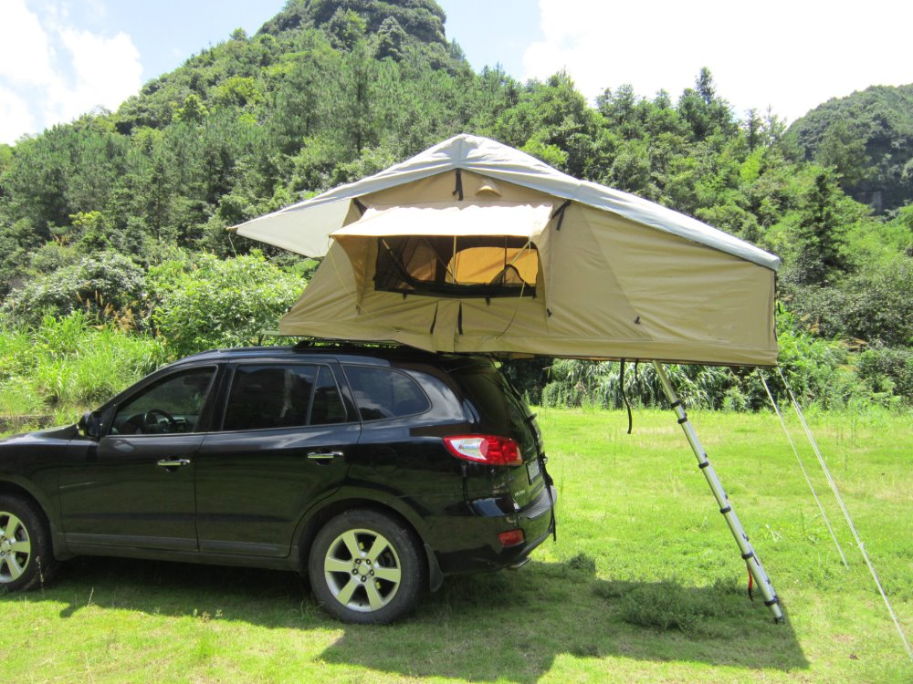 Car Roof Top Tent : Populaire pop up auto dak tent voor koop tenten product id