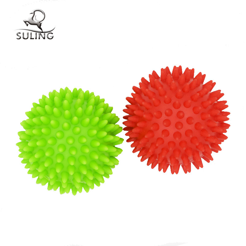 Wholesale High Quality Different Colors 7.5 cm bulk body hand deep tissue massage squeeze ball