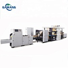High Quality Bread Paper Bag Making Machine With China Factory Price
