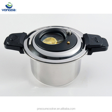 2017 High Quality Gas Cooker Stove Stainless Steel Pressure Cooker with Low Pressure